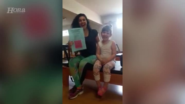 Família organiza bingo para auxiliar tratamentos da filha