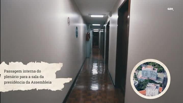 Por dentro da Assembleia: conheça a Sala da Presidência