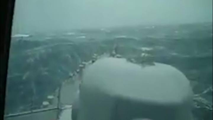 Direto do local das buscas, comandante brasileiro fala sobre tentativa de resgate a submarino argentino