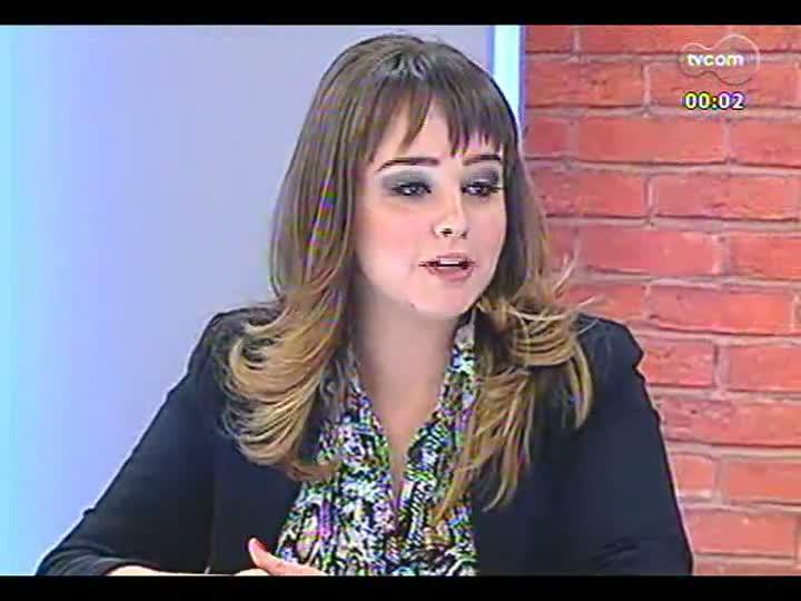 Mãos e Mentes - Débora Xavier, idealizadora do projeto Jogo de Damas - Bloco 4