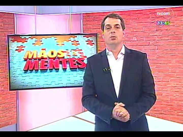 Mãos e Mentes - Momentos marcantes: reveja trechos da entevista do CEO das Lojas Renner, José Galló