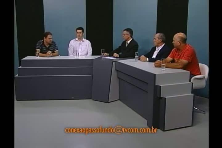 Conexão Passo Fundo fala sobre o trânsito da cidade - bloco 3