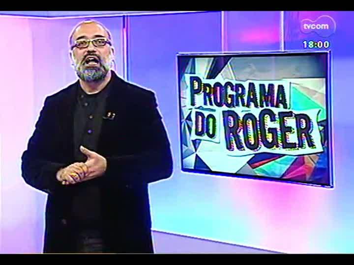 Programa do Roger - Confira os bastidores do filme \'Os senhores da guerra - parte 2\'- bloco 2 - 29/05/2013