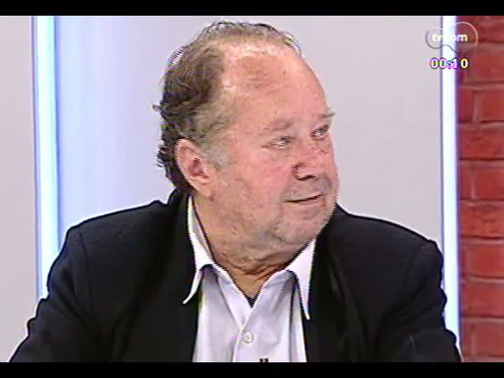Mãos e Mentes - Jornalista Claudio Dienstmann, que cobriu sete Copas do Mundo - Bloco 4 - 26/06/2013