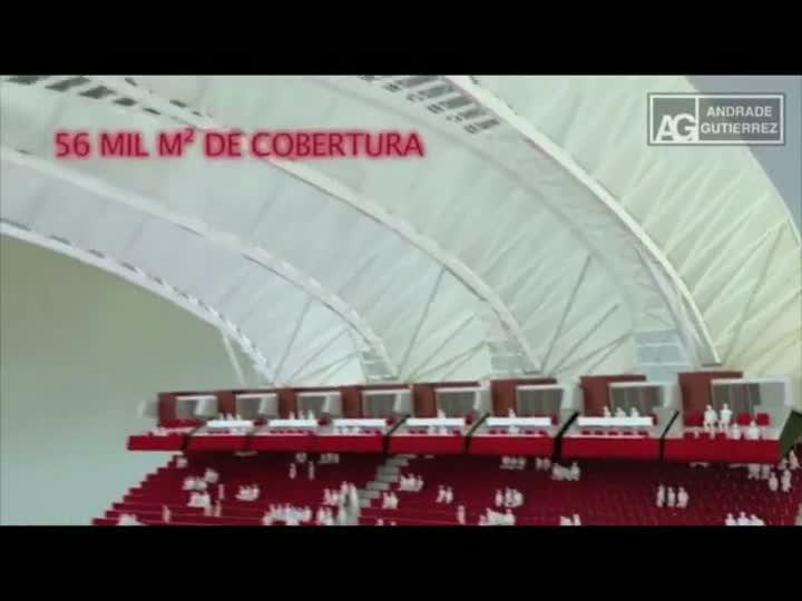 Inter ainda avalia lugares marcados e ingressos mais baratos no Beira-Rio - 26/07/2013