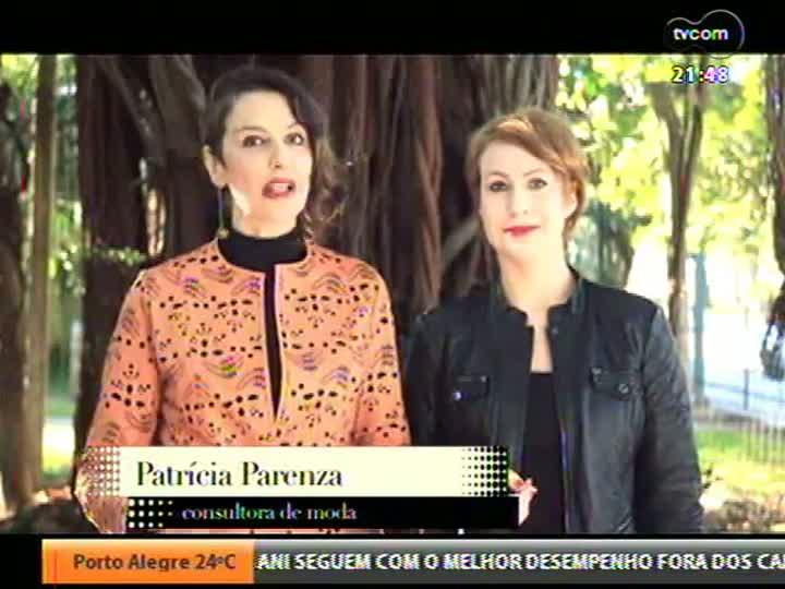 """TVCOM Tudo Mais - No quadro \""""As Patrícias\"""", uma conversa com o editor da revista Mag, Paulo Borges"""