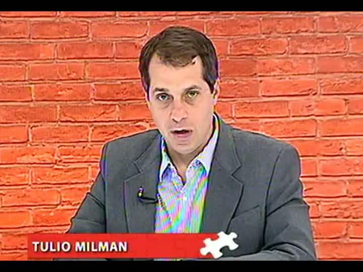 Mãos e Mentes - Presidente da Ospa e cirurgião cardiovascular, Ivo Nesralla - Bloco 1 - 18/08/2013