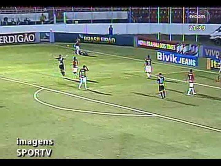 Bate Bola - Repercussão de toda rodada do Campeonato Brasileiro 2013 - Bloco 2 - 08/09/2013