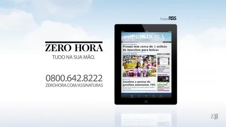 Leia na Zero Hora desta sexta-feira (27/09/2013)