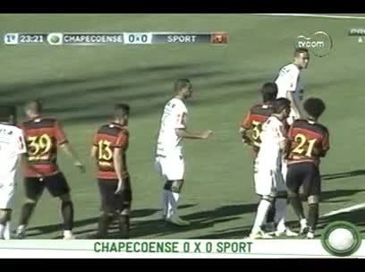Bate Bola – Chapecoense x Sport – 4º bloco – 20/10/2013