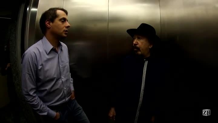 Conversa de Elevador: a extensa poesia de Luiz de Miranda