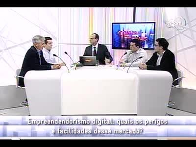 Conversas Cruzadas - Empreendedorismo digital 4ºbloco - 18//11/13