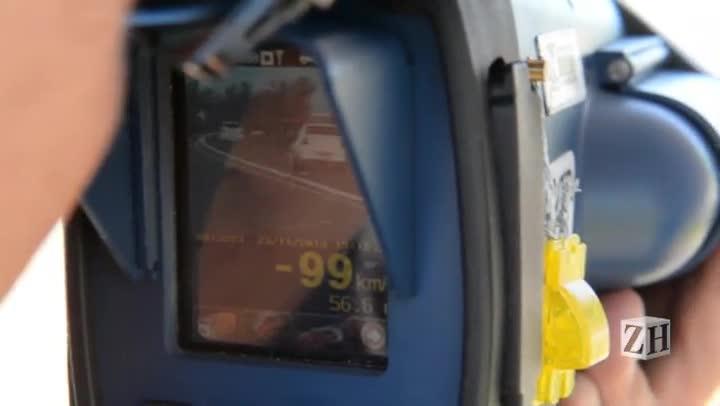 Novo radar facilita fiscalização em rodovias