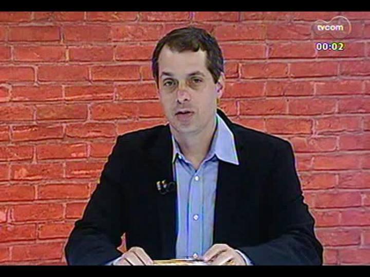 Mãos e Mentes - Diretor das lojas Trópico, Gustavo Schifino - Bloco 3 - 25/11/2013