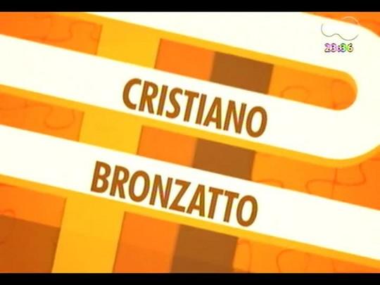 Mãos e Mentes - Empresário e designer de sapatos e bolsas, Cristiano Bronzatto - Bloco 1 - 16/12/2013