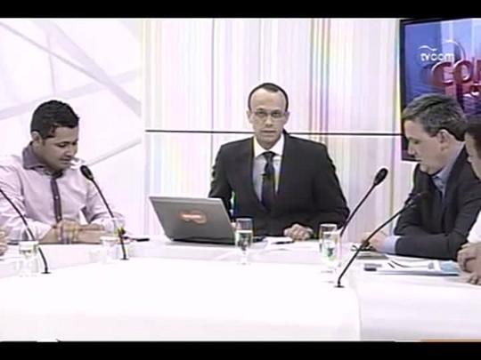 Conversas Cruzadas - 2o bloco - Balanço de 2013 na Câmara de Vereadores - 19/12/2013