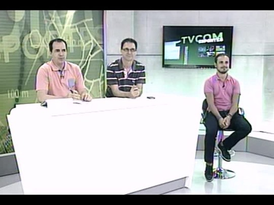 TVCOM Esportes - Entrevista Dudu Massa - 09/01/2014