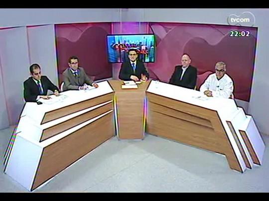 Conversas Cruzadas - Debate sobre as falhas no restabelecimento de energia e luz - Bloco 1 - 05/02/2014