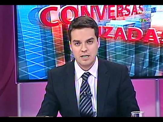 Conversas Cruzadas - O cancelamento da audiência pública para debater o edital de licitação do transporte coletivo de Porto Alegre - Bloco 4 - 10/03/2014