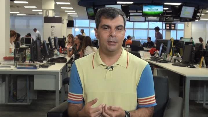 Especial Figueirense na Copa do Brasil - Rodrigo Faraco