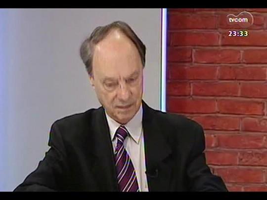 Mãos e Mentes - Jornalista, advogado e escritor Flávio Tavares - Bloco 3 - 30/03/2014