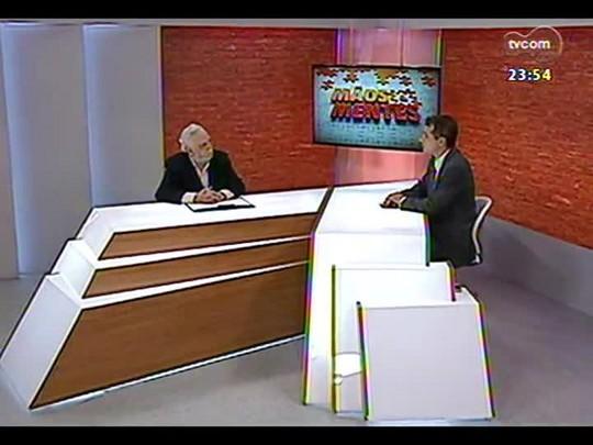 Mãos e Mentes - Especialista em direitos humanos Jair Krischke - Bloco 4 - 01/04/2014