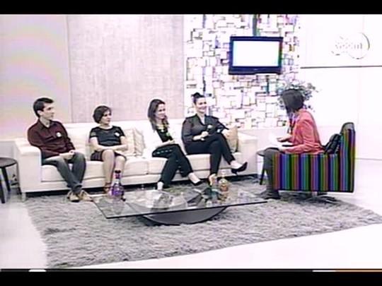 TVCOM Tudo+ - Palestras de Moda - 28/04/14