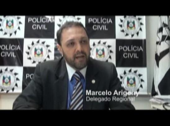 Delegado Arigony faz uma análise da criminalidade na região