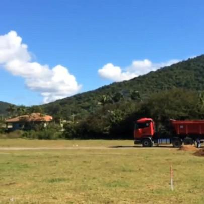 Início das obras do Contorno Viário de Florianópolis