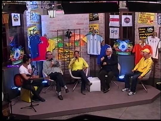 TVCOM Tudo Mais - Especial Bar dos Fanáticos - Bloco 4 - 17/06/2014