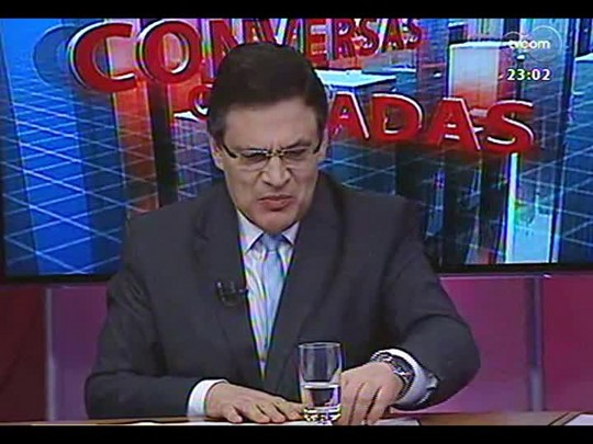 Conversas Cruzadas - Debate sobre o futuro de Porto Alegre após a Copa - Bloco 2 - 25/06/2014