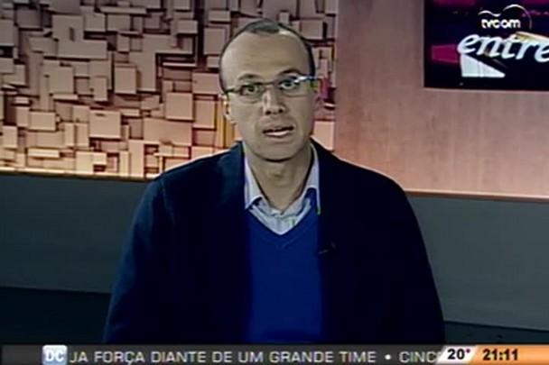 TVCOM Entrevista - Diplomata Brasileiro Bernardo de Azevedo Brito