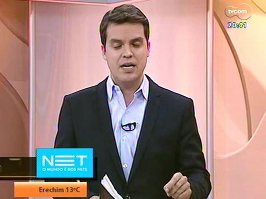 TVCOM 20 Horas - Confira o esquema especial de trânsito para o Gre-Nal - Bloco 4 - 08/08/2014