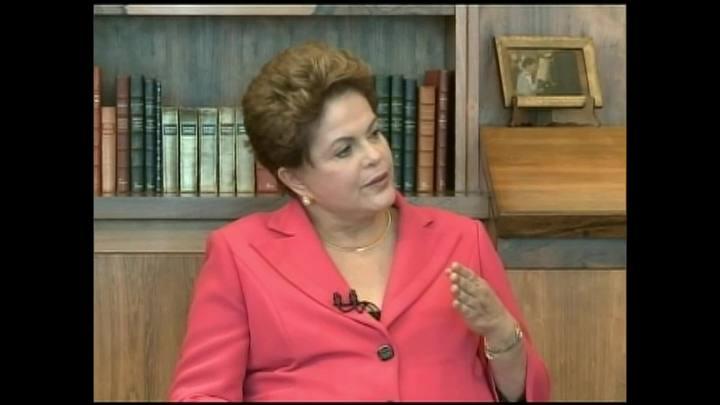 Painel RBS Especial Eleições - Dilma Rousseff (parte 2)