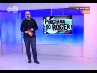 Programa do Roger - Daniel Feix, jornalista ZH fala sobre cinema - Bloco 2 - 28/08/2014
