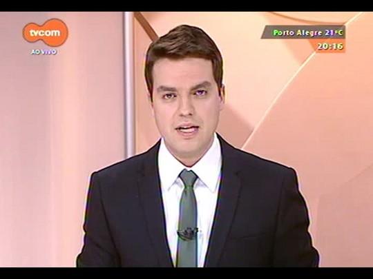 TVCOM 20 Horas - Entrevista com os candidatos na disputa pelo Palácio Piratini no segundo turno: Tarso Genro - Bloco 2 - 06/10/2014