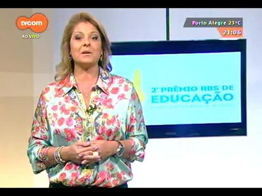 TVCOM Tudo Mais - \'Prêmio RBS de Educação\': Sesi – Serviço Social da Indústria
