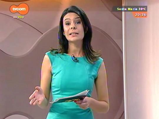 TVCOM 20 Horas - Obras na avenida Ceará, na capital, devem ser retomada em janeiro - 26/11/2014