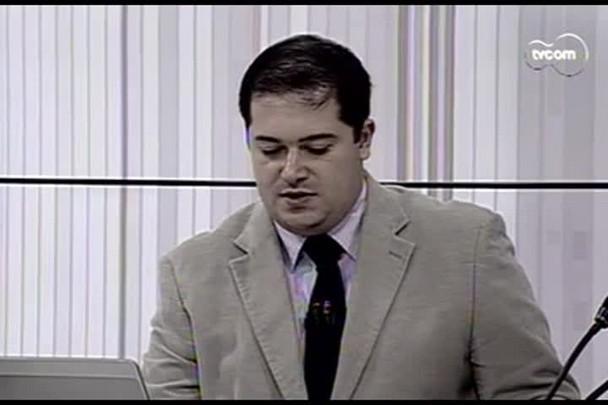 Conversas Cruzadas - Governo diz que não há crise energética - 3ºBloco - 22.01.15