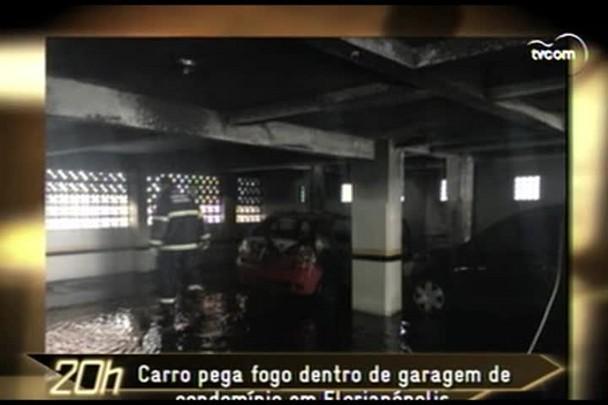 TVCOM 20 Horas - Situação das ruas devido às chuvas - 17.02.15