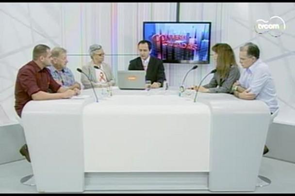 Conversas Cruzadas - Transmissão proposital de HIV pode virar crime hediondo - 3ºBloco - 07.04.15