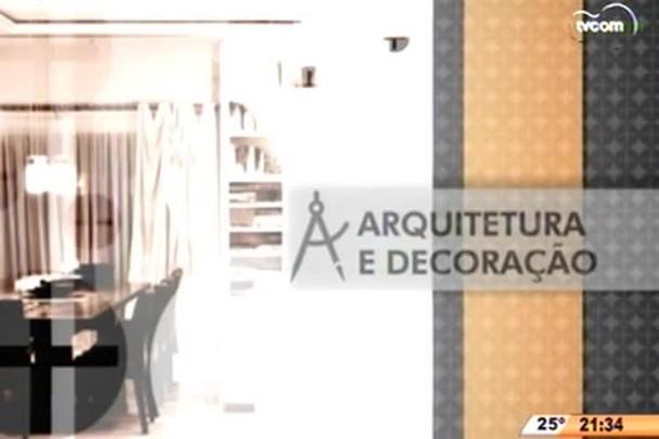 TVCOM Tudo+ - Mix de louças: coloque a mesa com estilo e charme: quadro arquitetura e decoração - 14.04.15
