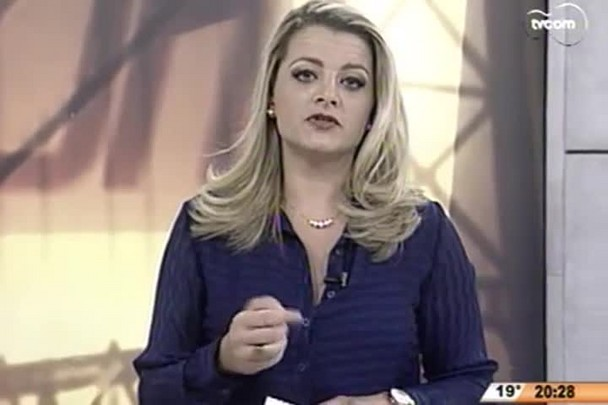 TVCOM 20 Horas - Projeto 'Zona 30? começa a ser implantado em Santo Antônio de Lisboa, na Capital - 07.05.15