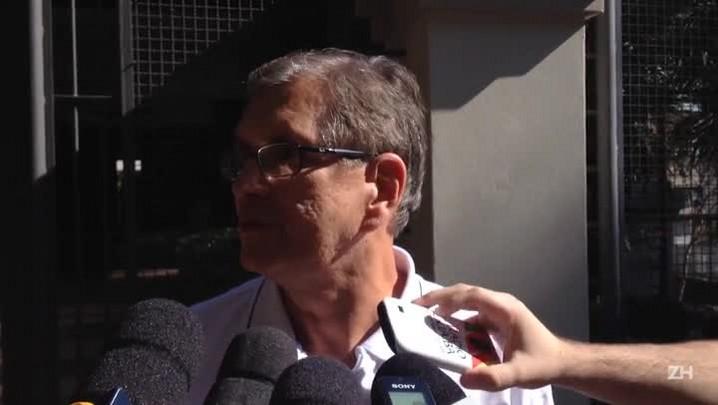 Relato de morador de condomínio assaltado em Porto Alegre