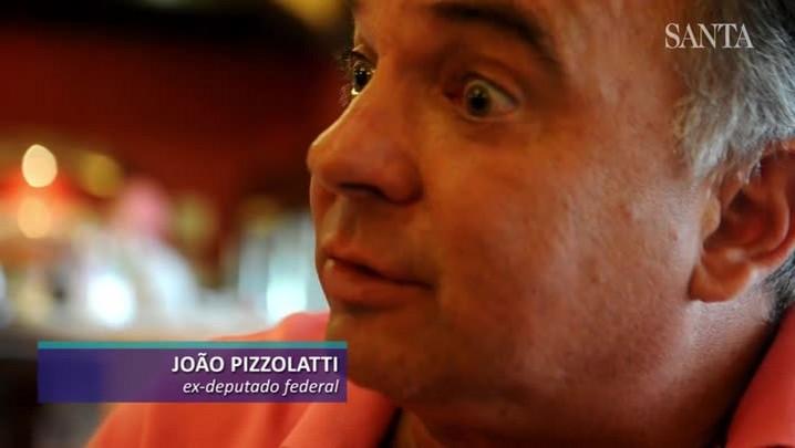 Ex-deputado João Pizzolatti fala sobre a Operação Lava-Jato