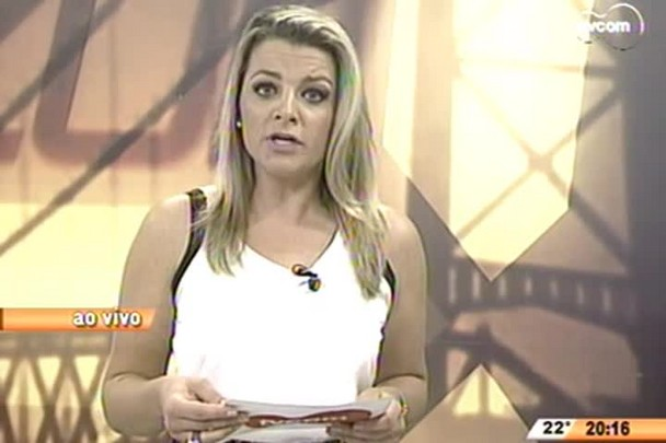 TVCOM 20 Horas - PF realiza prisões em SC em operação contra pornografia infantil - 20.05.15