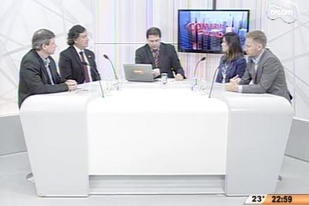 Conversas Cruzadas - Os desafios da gestão - 4º Bloco - 22.05.15
