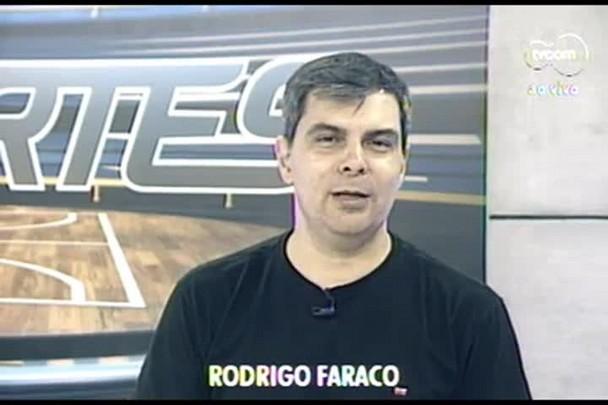 TVCOM Esportes . 1ºBloco. 21.08.15