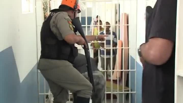 Rebelião no presídio de Jaguari deixa um morto