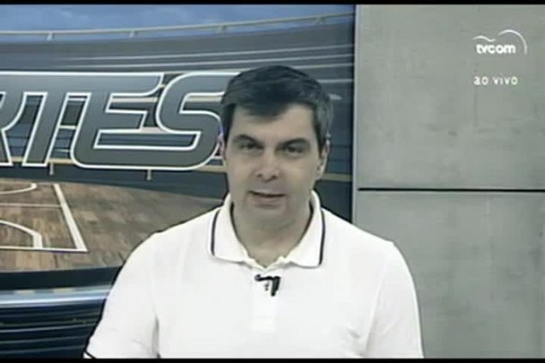 TVCOM Esportes. 1º Bloco. 23.10.15